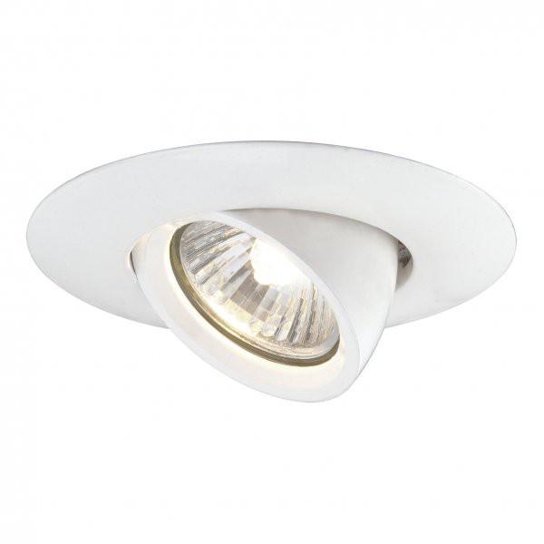 Spot tavan fals diametru 11cm Spezia 90057 EL, Spoturi incastrate, aplicate - tavan / perete, Corpuri de iluminat, lustre, aplice a