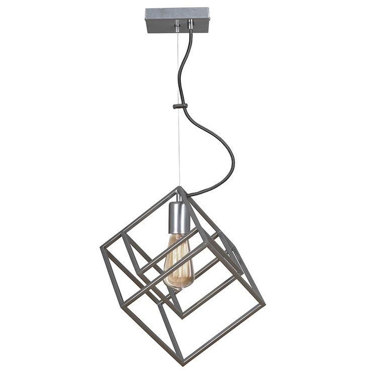 Pendul Box SILVER 361/3 EMB, PROMOTII, Corpuri de iluminat, lustre, aplice, veioze, lampadare, plafoniere. Mobilier si decoratiuni, oglinzi, scaune, fotolii. Oferte speciale iluminat interior si exterior. Livram in toata tara.  a