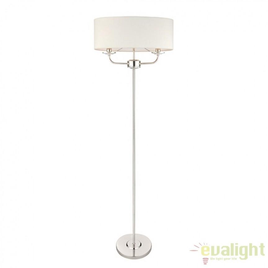 Lampadar elegant Inaltime 157cm Nixon 60803 EN, Lampadare clasice, Corpuri de iluminat, lustre, aplice a
