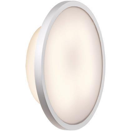 Aplica de perete, Plafonier diam.25cm, IP44 Ruby 76376001NL, Plafoniere cu protectie pentru baie, Corpuri de iluminat, lustre, aplice a