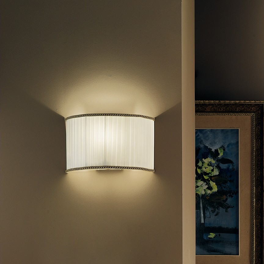 Aplica de perete eleganta Britta WA2OR131, PROMOTII, Corpuri de iluminat, lustre, aplice, veioze, lampadare, plafoniere. Mobilier si decoratiuni, oglinzi, scaune, fotolii. Oferte speciale iluminat interior si exterior. Livram in toata tara.  a