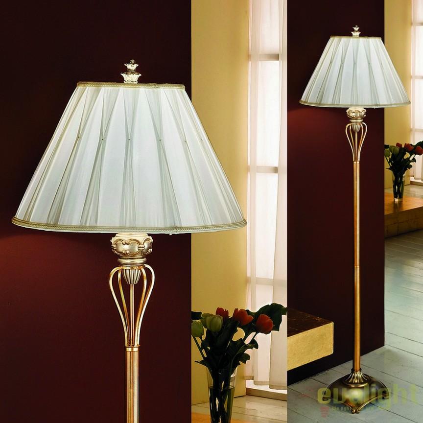 Lampadar, lampa de podea diametru 46cm Beata STL12OR130, Lampadare clasice, Corpuri de iluminat, lustre, aplice a