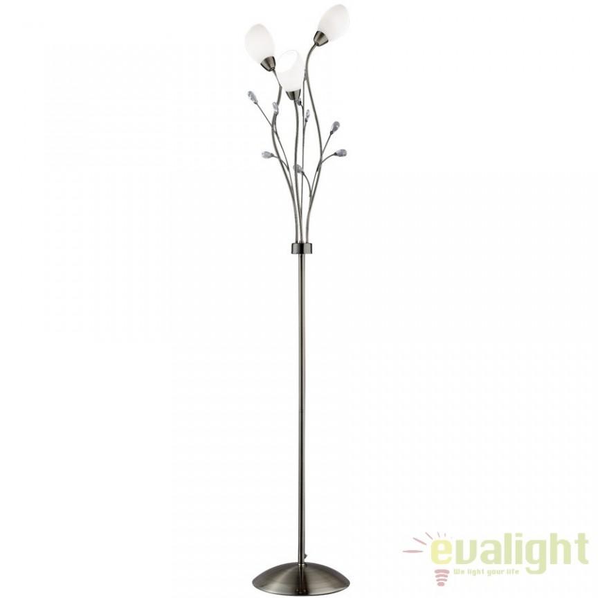 Lampadar, lampa de podea GARDENIA 4763AB SRT, Lampadare clasice, Corpuri de iluminat, lustre, aplice a
