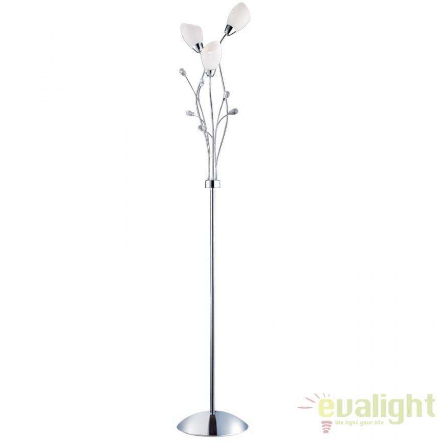 Lampadar, lampa de podea GARDENIA 4763CC SRT, Lampadare clasice, Corpuri de iluminat, lustre, aplice a