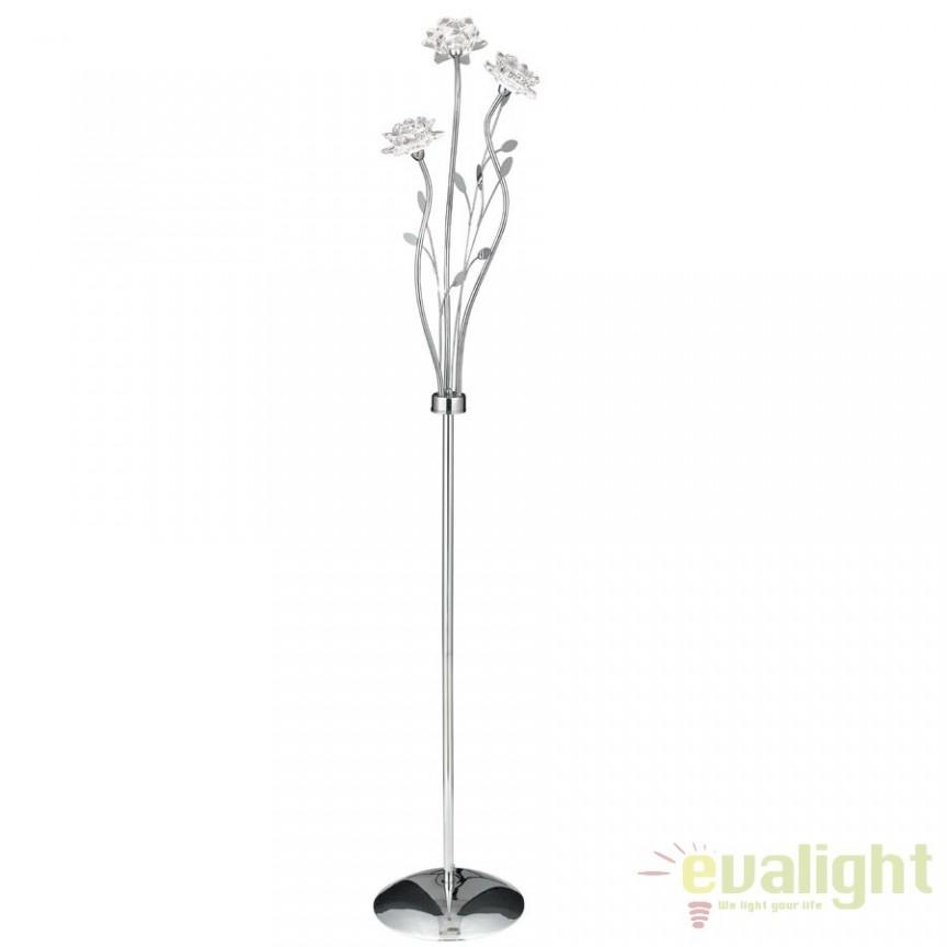 Lampadar, lampa de podea BELLIS 7283CC SRT, Lampadare clasice, Corpuri de iluminat, lustre, aplice a