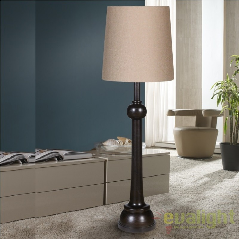 Lampadar, lampa de podea LED LIDA 653841, Lampadare clasice, Corpuri de iluminat, lustre, aplice, veioze, lampadare, plafoniere. Mobilier si decoratiuni, oglinzi, scaune, fotolii. Oferte speciale iluminat interior si exterior. Livram in toata tara.  a