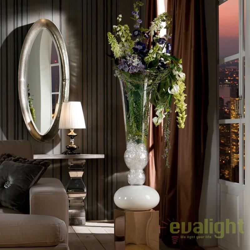VAZA DECORATIVA H-137cm, SABINE 926031 , Vaze, Ghivece decorative, Corpuri de iluminat, lustre, aplice, veioze, lampadare, plafoniere. Mobilier si decoratiuni, oglinzi, scaune, fotolii. Oferte speciale iluminat interior si exterior. Livram in toata tara.  a