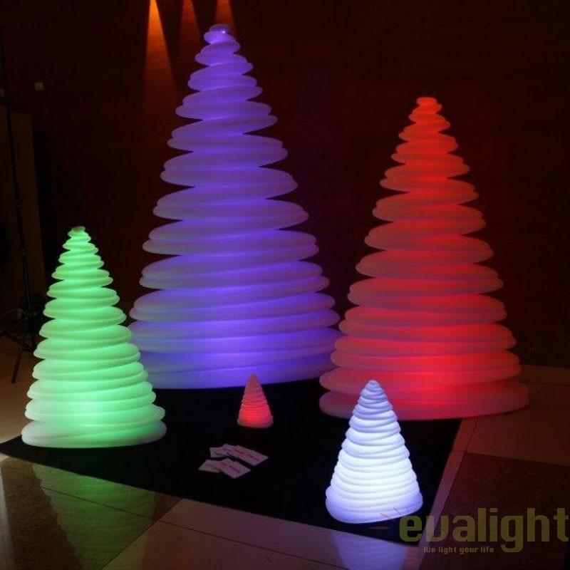 Brad Decorativ CHRISMY 2m ILUMINAT LED RGB, 49072L Vondom, Corpuri de iluminat, lustre, aplice, veioze, lampadare, plafoniere. Mobilier si decoratiuni, oglinzi, scaune, fotolii. Oferte speciale iluminat interior si exterior. Livram in toata tara.