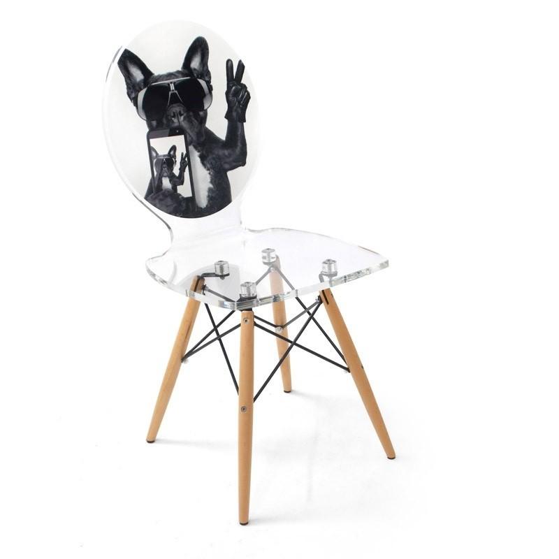 Scaun design Graph COOL DOG,  a