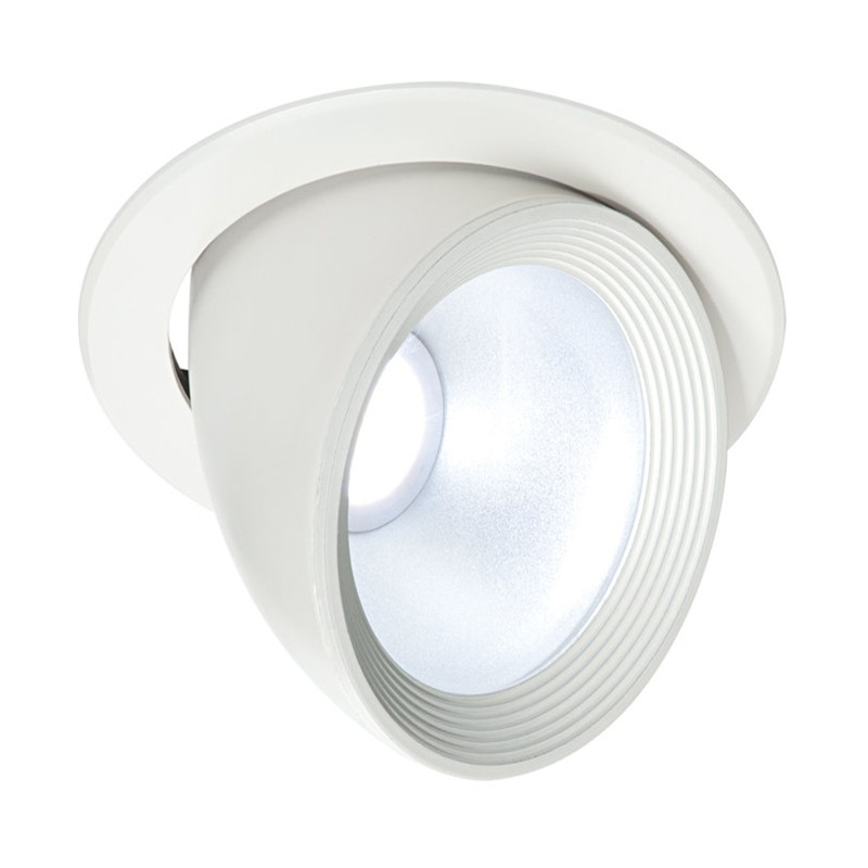 Spot incastrabil directionabil cu iluminat LED, Form 51902 EN , Spoturi LED incastrate, aplicate, Corpuri de iluminat, lustre, aplice, veioze, lampadare, plafoniere. Mobilier si decoratiuni, oglinzi, scaune, fotolii. Oferte speciale iluminat interior si exterior. Livram in toata tara.  a
