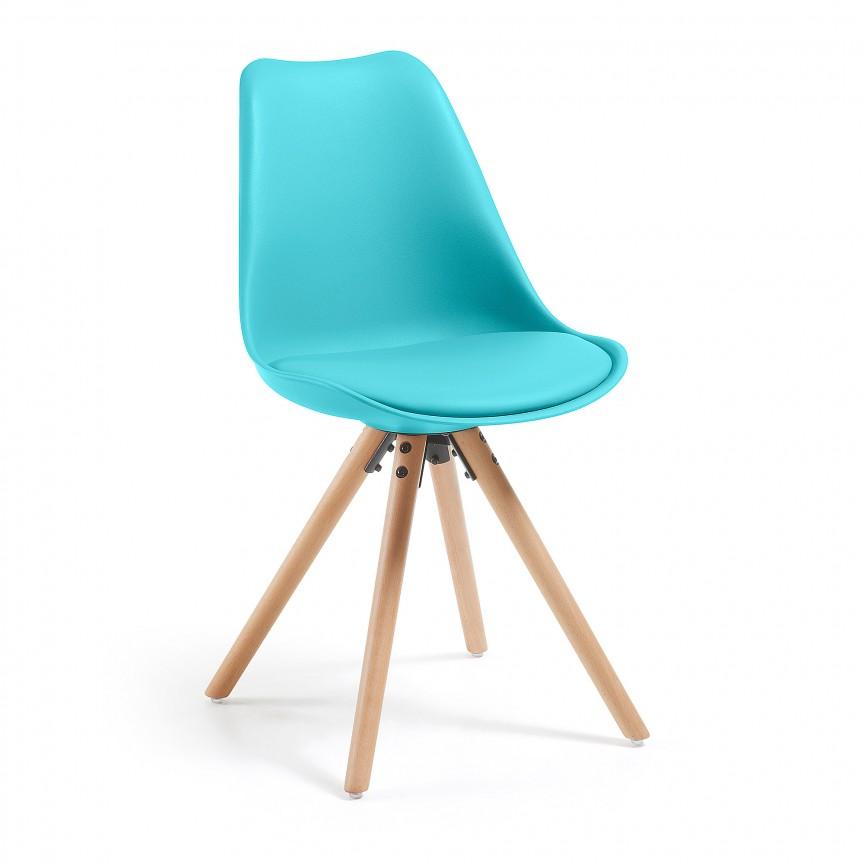 Scaun design modern LARS albastru EC005S26 JG, Cele mai vandute Corpuri de iluminat, lustre, aplice, veioze, lampadare, plafoniere. Mobilier si decoratiuni, oglinzi, scaune, fotolii. Oferte speciale iluminat interior si exterior. Livram in toata tara.  a