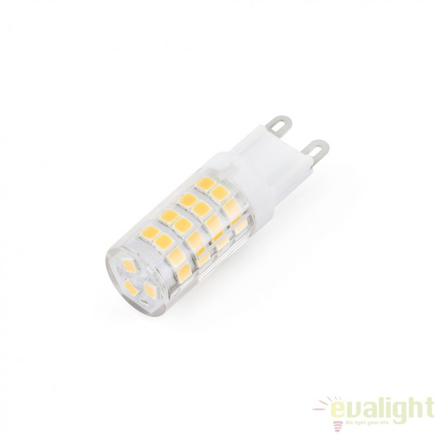 BEC LED G9 3,5Watt 2700K 17443 , Becuri G9, G4, R7s, Corpuri de iluminat, lustre, aplice, veioze, lampadare, plafoniere. Mobilier si decoratiuni, oglinzi, scaune, fotolii. Oferte speciale iluminat interior si exterior. Livram in toata tara.  a