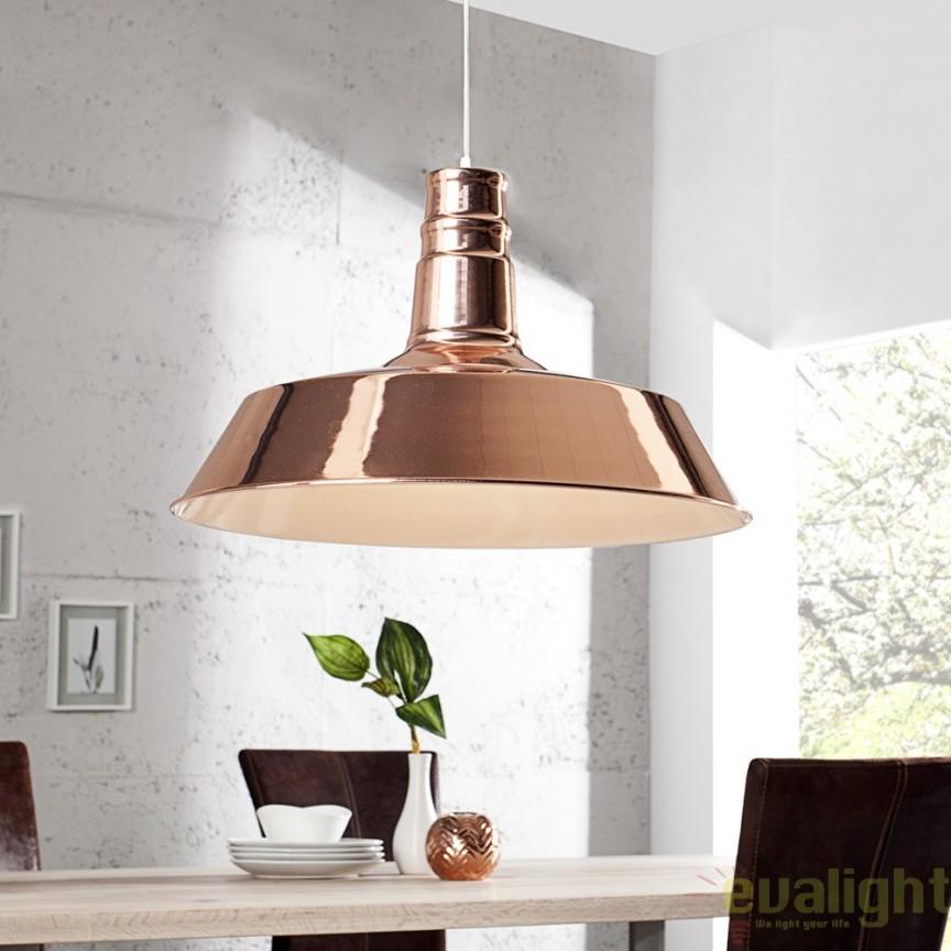 plafoniera design rustic luca dl 7 338 2 antik or. Black Bedroom Furniture Sets. Home Design Ideas