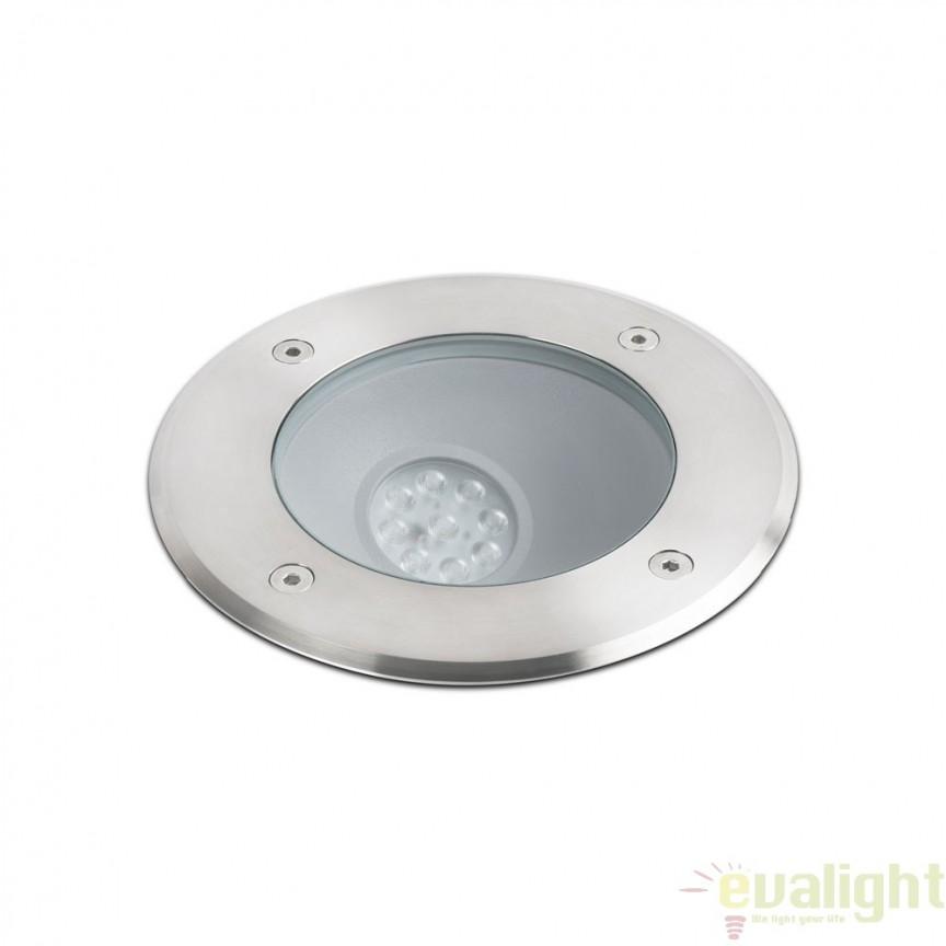SPOT LED INCASTRABIL DE EXTERIOR SALT 70591 Faro Barcelona , Iluminat exterior incastrabil , Corpuri de iluminat, lustre, aplice a