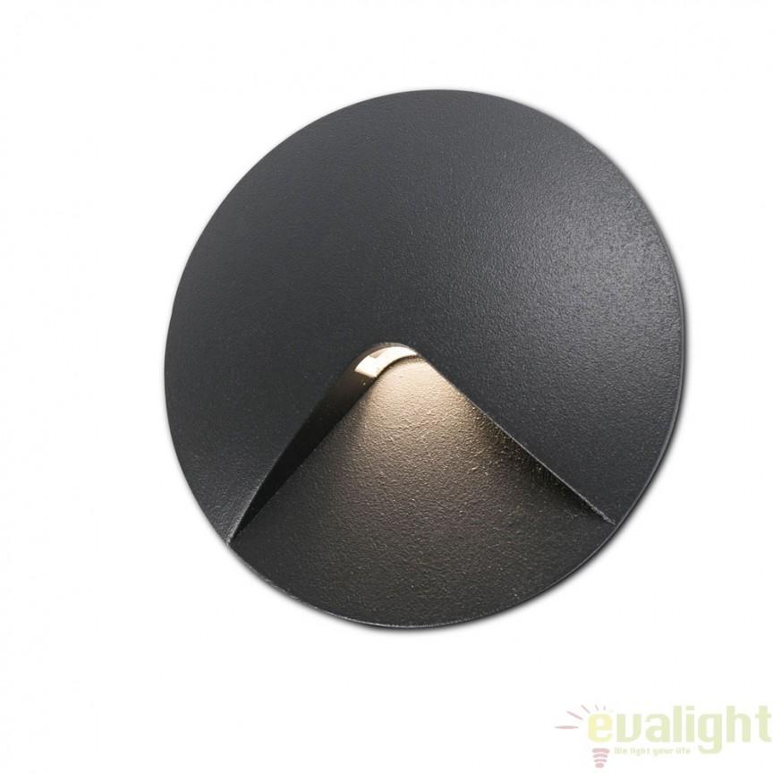 SPOT LED INCASTRABIL DE EXTERIOR UVE 70397 Faro Barcelona , Iluminat exterior incastrabil , Corpuri de iluminat, lustre, aplice a