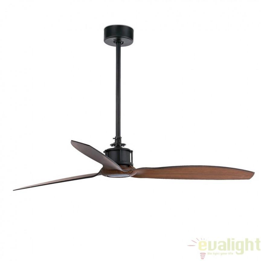 Ventilator cu telecomanda JUST 33395 Faro Barcelona , Rezultate cautare, Corpuri de iluminat, lustre, aplice a