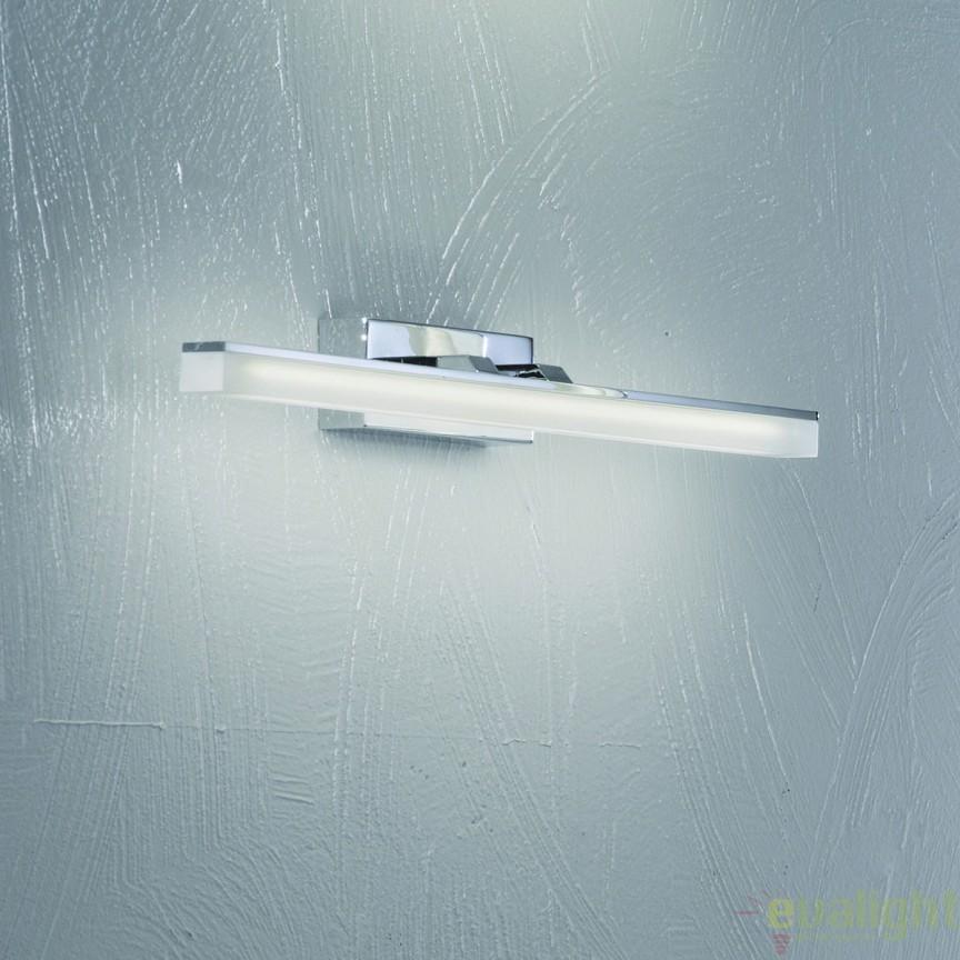 Aplica de perete design modern LED IP44 Sophie Soff 3-472 ChromOR , Promotii si Reduceri⭐ Oferte ✅Corpuri de iluminat ✅Lustre ✅Mobila ✅Decoratiuni de interior si exterior.⭕Pret redus online➜Lichidari de stoc❗ Magazin ➽ www.evalight.ro. a