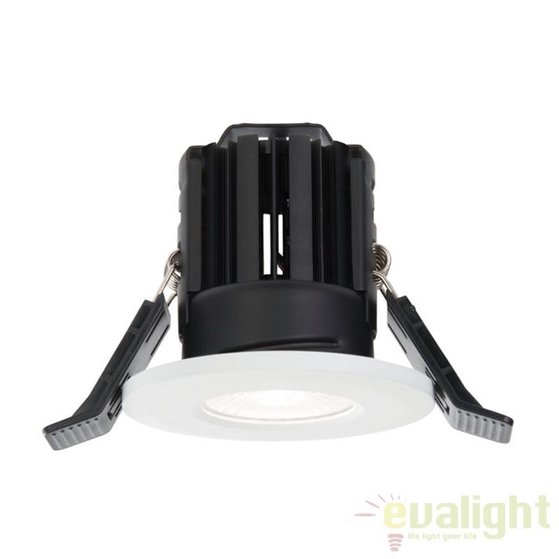 Spot incastrabil pentru baie IP65 iluminat natural-white LED 11W 800 alb 61064 EN, Spoturi incastrate, aplicate - tavan / perete, Corpuri de iluminat, lustre, aplice a