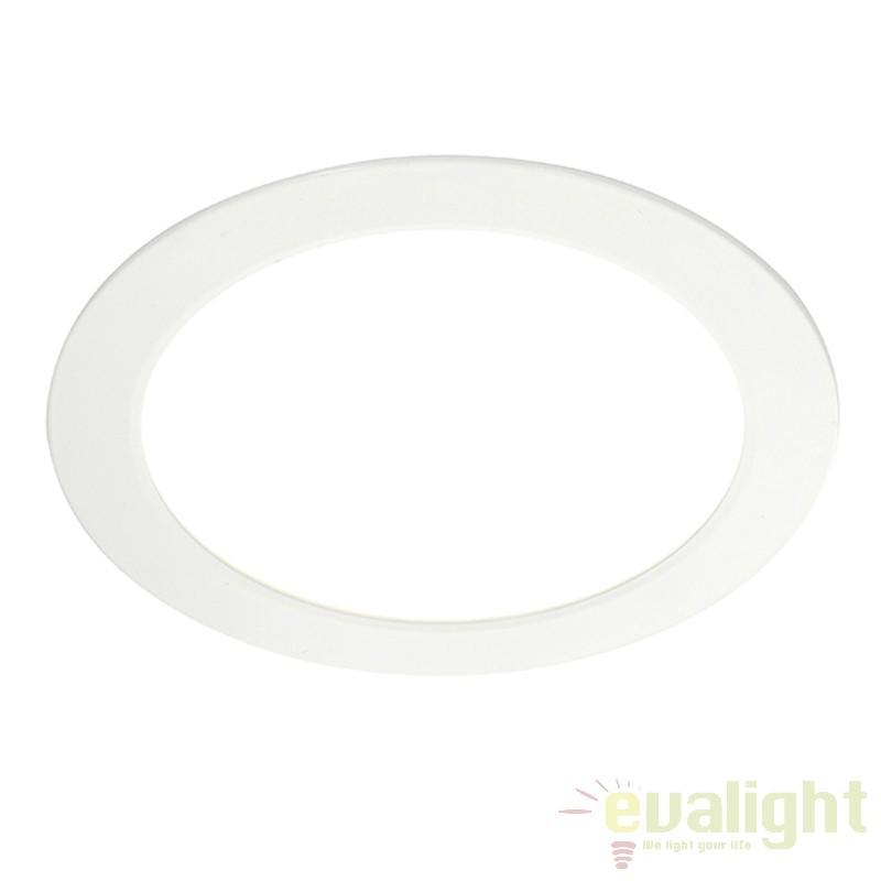 Spot incastrabil de mare putere natural white LED Helana alb 48012 EN, Spoturi LED incastrate, aplicate, Corpuri de iluminat, lustre, aplice a