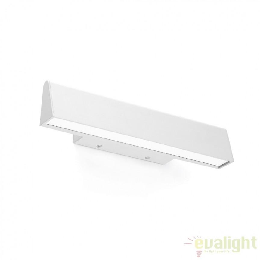 Aplica de perete LED ambientala cu design modern, CONIK alba 64219 , PROMOTII, Corpuri de iluminat, lustre, aplice, veioze, lampadare, plafoniere. Mobilier si decoratiuni, oglinzi, scaune, fotolii. Oferte speciale iluminat interior si exterior. Livram in toata tara.  a