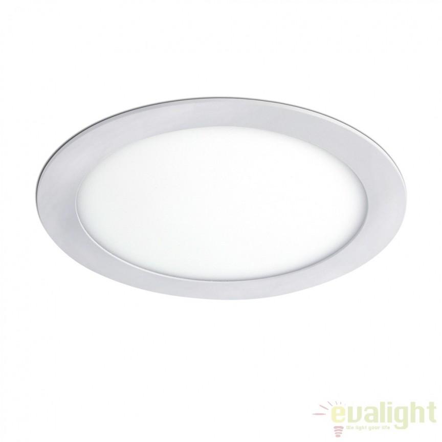 SPOT LED INCASTRABIL 12 W MONT 42879 Faro Barcelona , Spoturi incastrate, aplicate - tavan / perete, Corpuri de iluminat, lustre, aplice a