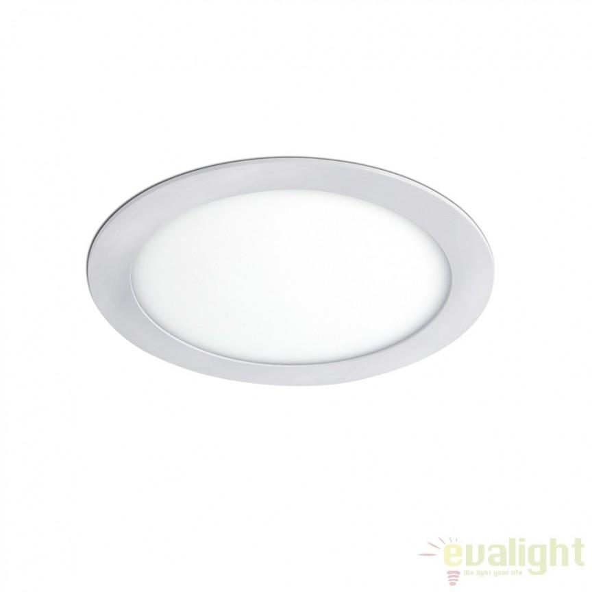 SPOT LED INCASTRABIL MODERN 6 W MONT 42878 Faro Barcelona , Spoturi incastrate, aplicate - tavan / perete, Corpuri de iluminat, lustre, aplice a