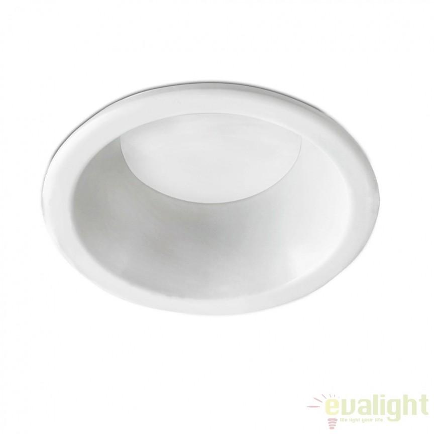 SPOT LED INCASTRABIL MODERN SON-1 8W 42928 Faro Barcelona , Spoturi incastrate, aplicate - tavan / perete, Corpuri de iluminat, lustre, aplice, veioze, lampadare, plafoniere. Mobilier si decoratiuni, oglinzi, scaune, fotolii. Oferte speciale iluminat interior si exterior. Livram in toata tara.  a