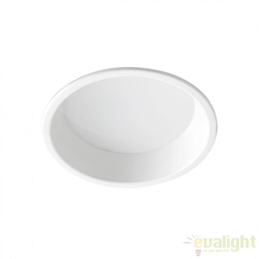 SPOT LED INCASTRABIL MODERN SON-2 24W 42929 Faro Barcelona , Spoturi incastrate, aplicate - tavan / perete, Corpuri de iluminat, lustre, aplice, veioze, lampadare, plafoniere. Mobilier si decoratiuni, oglinzi, scaune, fotolii. Oferte speciale iluminat interior si exterior. Livram in toata tara.  a