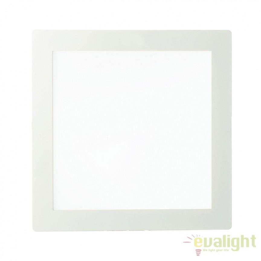 Spot incastrabil pt. tavan fals cu LED GROOVE FI1 30W SQUARE 124025, Spoturi incastrate, aplicate - tavan / perete, Corpuri de iluminat, lustre, aplice a