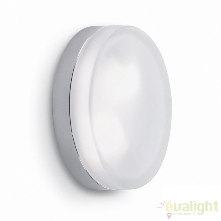 Aplica de perete TOFFEE LED PL1 D28 104508, Aplice de perete LED, Corpuri de iluminat, lustre, aplice, veioze, lampadare, plafoniere. Mobilier si decoratiuni, oglinzi, scaune, fotolii. Oferte speciale iluminat interior si exterior. Livram in toata tara.  a