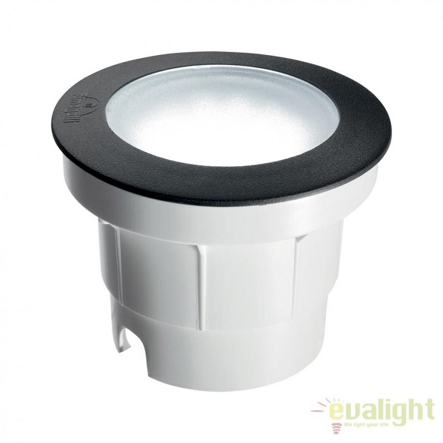 Spot LED incastrabil de exterior IP67 CECI ROUND FI1 BIG 120324, Iluminat exterior incastrabil , Corpuri de iluminat, lustre, aplice, veioze, lampadare, plafoniere. Mobilier si decoratiuni, oglinzi, scaune, fotolii. Oferte speciale iluminat interior si exterior. Livram in toata tara.  a