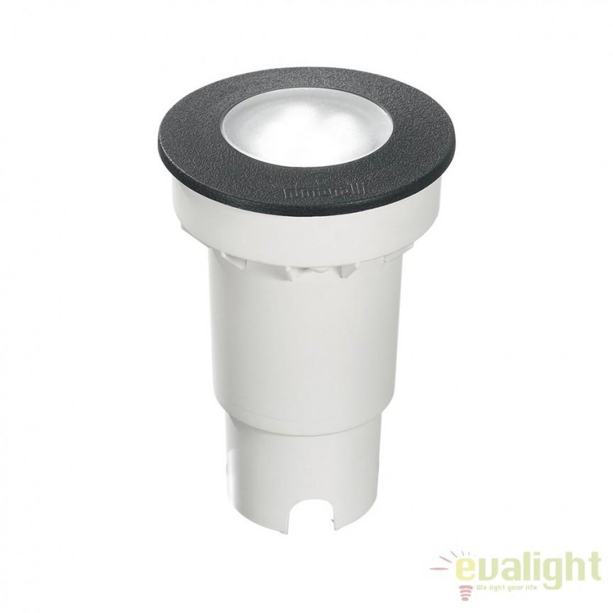 Spot LED incastrabil de exterior IP67 CECI ROUND FI1 SMALL 120249, Iluminat exterior incastrabil , Corpuri de iluminat, lustre, aplice, veioze, lampadare, plafoniere. Mobilier si decoratiuni, oglinzi, scaune, fotolii. Oferte speciale iluminat interior si exterior. Livram in toata tara.  a
