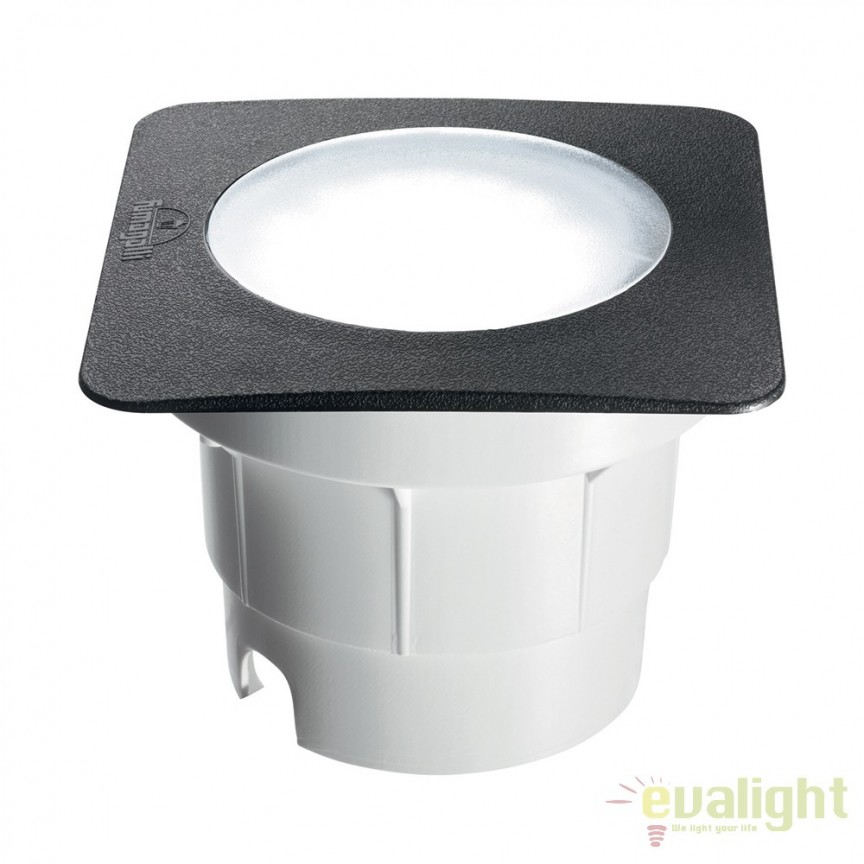 Spot LED incastrabil de exterior IP67 CECI SQUARE FI1 BIG 120386, Iluminat exterior incastrabil , Corpuri de iluminat, lustre, aplice, veioze, lampadare, plafoniere. Mobilier si decoratiuni, oglinzi, scaune, fotolii. Oferte speciale iluminat interior si exterior. Livram in toata tara.  a