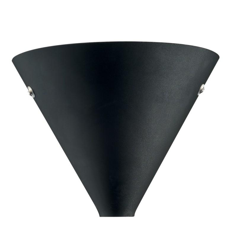 Aplica de perete moderna, COCKTAIL AP1 SMALL negru 093185, Promotii si Reduceri⭐ Oferte ✅Corpuri de iluminat ✅Lustre ✅Mobila ✅Decoratiuni de interior si exterior.⭕Pret redus online➜Lichidari de stoc❗ Magazin ➽ www.evalight.ro. a