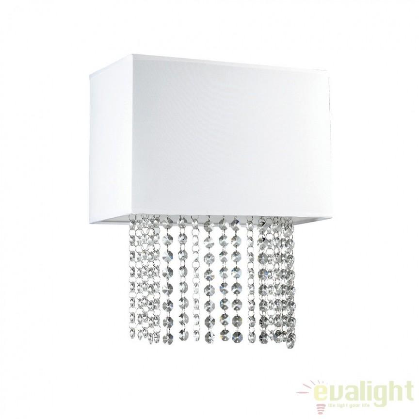 Aplica de perete design modern PHOENIX AP2 BIANCO 115696, PROMOTII, Corpuri de iluminat, lustre, aplice, veioze, lampadare, plafoniere. Mobilier si decoratiuni, oglinzi, scaune, fotolii. Oferte speciale iluminat interior si exterior. Livram in toata tara.  a
