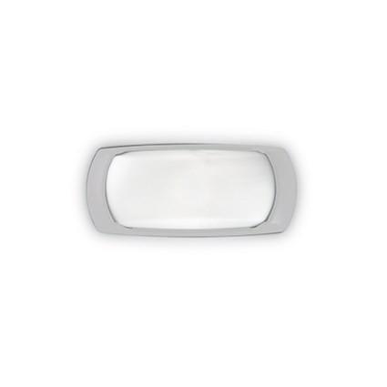 Aplica de perete exterior IP66 FRANCY-2 AP1 BIANCO 123776, PROMOTII, Corpuri de iluminat, lustre, aplice, veioze, lampadare, plafoniere. Mobilier si decoratiuni, oglinzi, scaune, fotolii. Oferte speciale iluminat interior si exterior. Livram in toata tara.  a