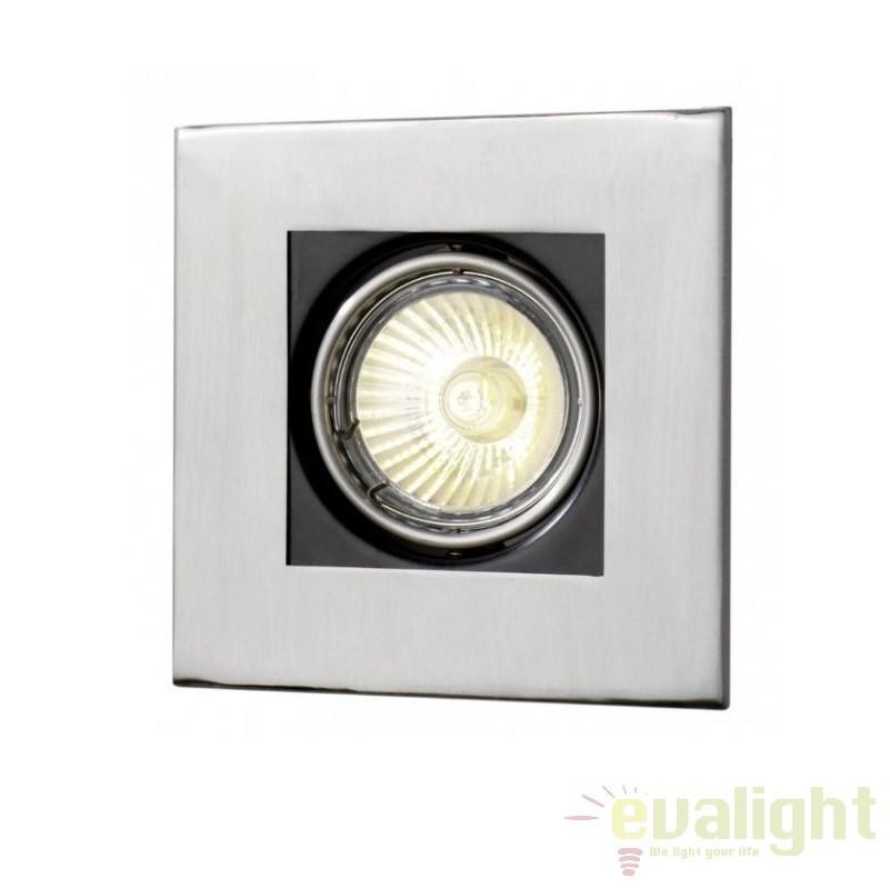 Spot incastrabil design modern Downlight BURN 87014 EL, Spoturi incastrate, aplicate - tavan / perete, Corpuri de iluminat, lustre, aplice a