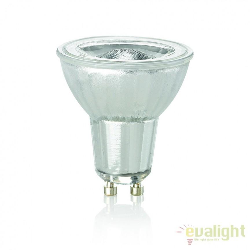 Bec LED GU10 7W VETRO 123943, Becuri GU10, GU4, GU3,5, Corpuri de iluminat, lustre, aplice, veioze, lampadare, plafoniere. Mobilier si decoratiuni, oglinzi, scaune, fotolii. Oferte speciale iluminat interior si exterior. Livram in toata tara.  a