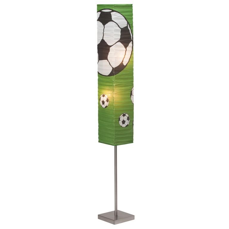Lampadar pentru copii Soccer 56258/74 BL, PROMOTII, Corpuri de iluminat, lustre, aplice, veioze, lampadare, plafoniere. Mobilier si decoratiuni, oglinzi, scaune, fotolii. Oferte speciale iluminat interior si exterior. Livram in toata tara.  a