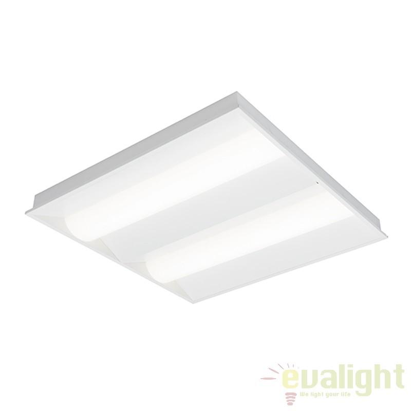 Plafoniera incastrabila cu iluminat LED Davina 20W 52437 EN, Spoturi incastrate, aplicate - tavan / perete, Corpuri de iluminat, lustre, aplice a