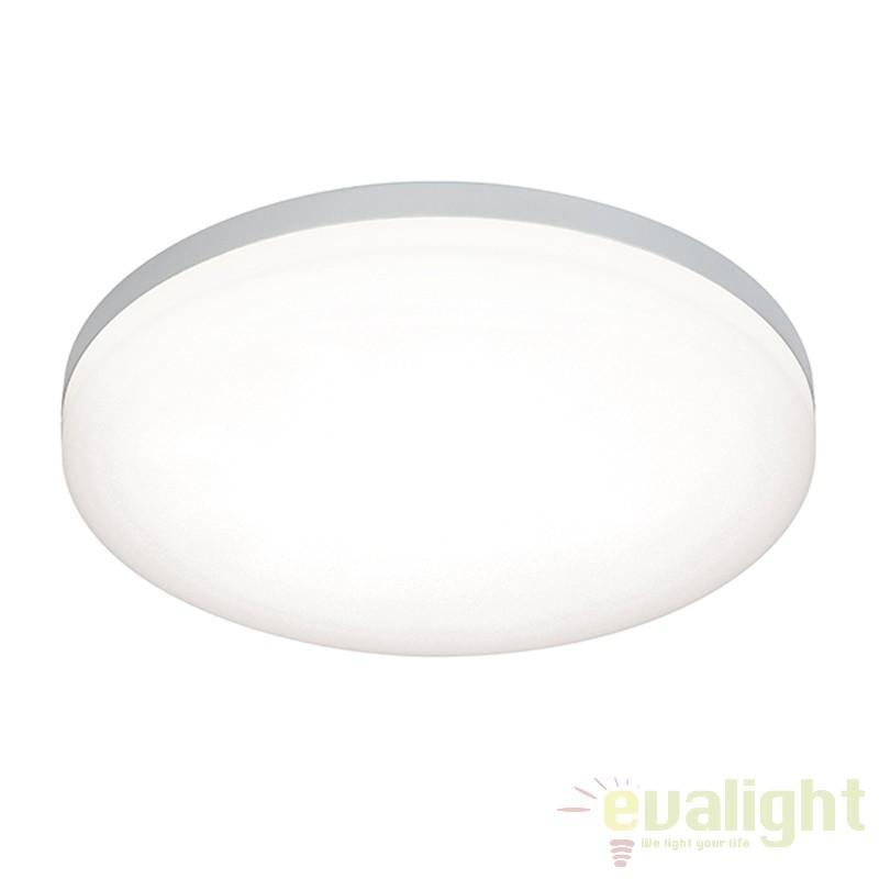 Plafoniera LED / Aplica de perete baie cu protectie IP44 Noble round 54479 EN , PROMOTII, Corpuri de iluminat, lustre, aplice, veioze, lampadare, plafoniere. Mobilier si decoratiuni, oglinzi, scaune, fotolii. Oferte speciale iluminat interior si exterior. Livram in toata tara.  a