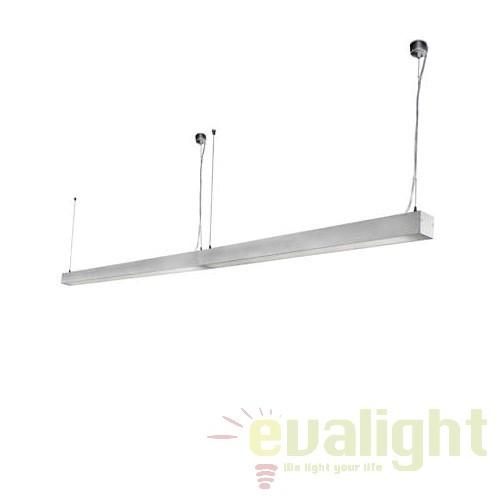 Lustra / Pendul LED ORE Surface gri modular 18W 4000K 040403803 Faro Barcelona, ILUMINAT TEHNIC PROFESIONAL, Corpuri de iluminat, lustre, aplice a