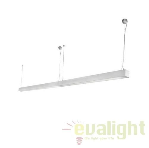 Lustra / Pendul LED ORE Surface gri modular 26W 3000K 040403903 Faro Barcelona, ILUMINAT TEHNIC PROFESIONAL, Corpuri de iluminat, lustre, aplice a