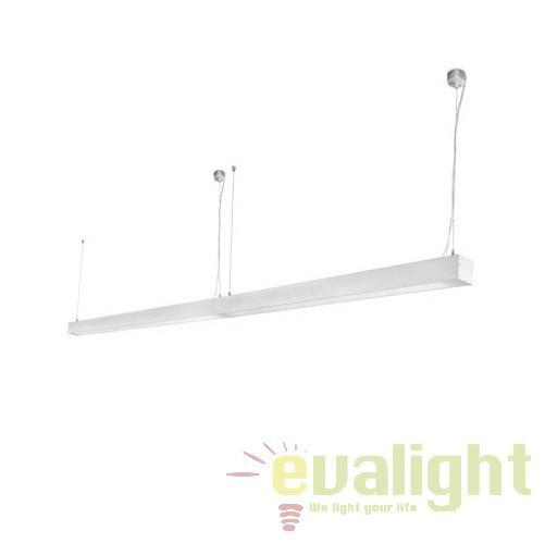 Lustra / Pendul ORE Surface alb modular T5 54W 04022201 Faro Barcelona, ILUMINAT TEHNIC PROFESIONAL, Corpuri de iluminat, lustre, aplice a