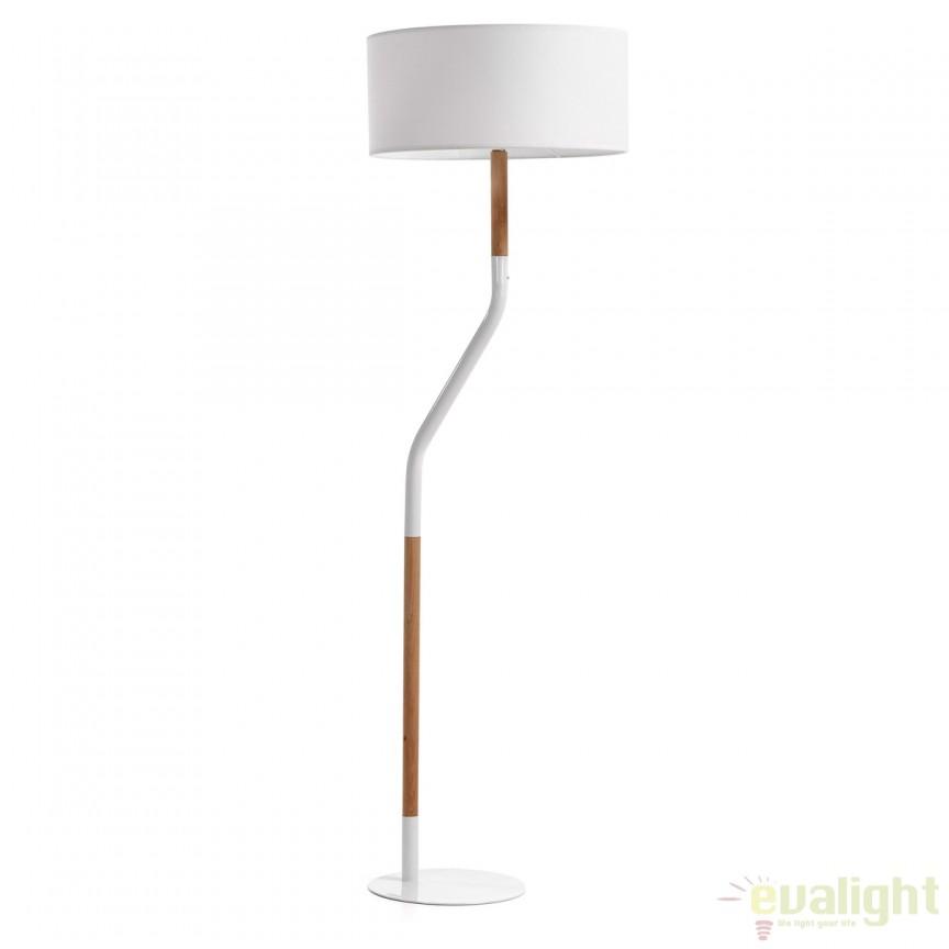 Lampadar / Lampa de podea design modern CAROLE A480J05 JG, PROMOTII, Corpuri de iluminat, lustre, aplice, veioze, lampadare, plafoniere. Mobilier si decoratiuni, oglinzi, scaune, fotolii. Oferte speciale iluminat interior si exterior. Livram in toata tara.  a
