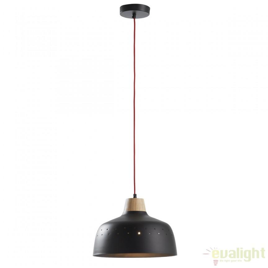 Lustra suspendata / Pendul design modern BLOG negru A505R01 JG, Promotii si Reduceri⭐ Oferte ✅Corpuri de iluminat ✅Lustre ✅Mobila ✅Decoratiuni de interior si exterior.⭕Pret redus online➜Lichidari de stoc❗ Magazin ➽ www.evalight.ro. a