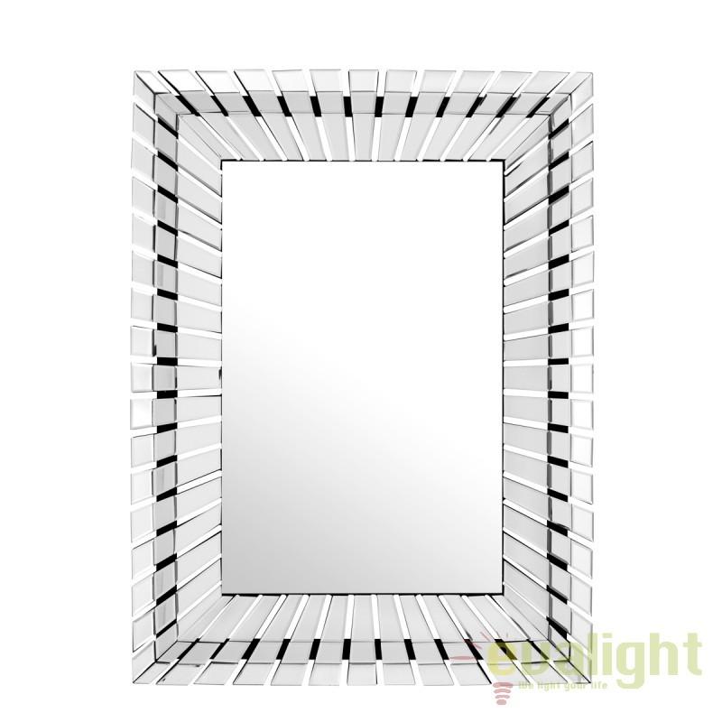Oglinda decorativa moderna Granduca argintie 110016 HZ, Oglinzi decorative,  a