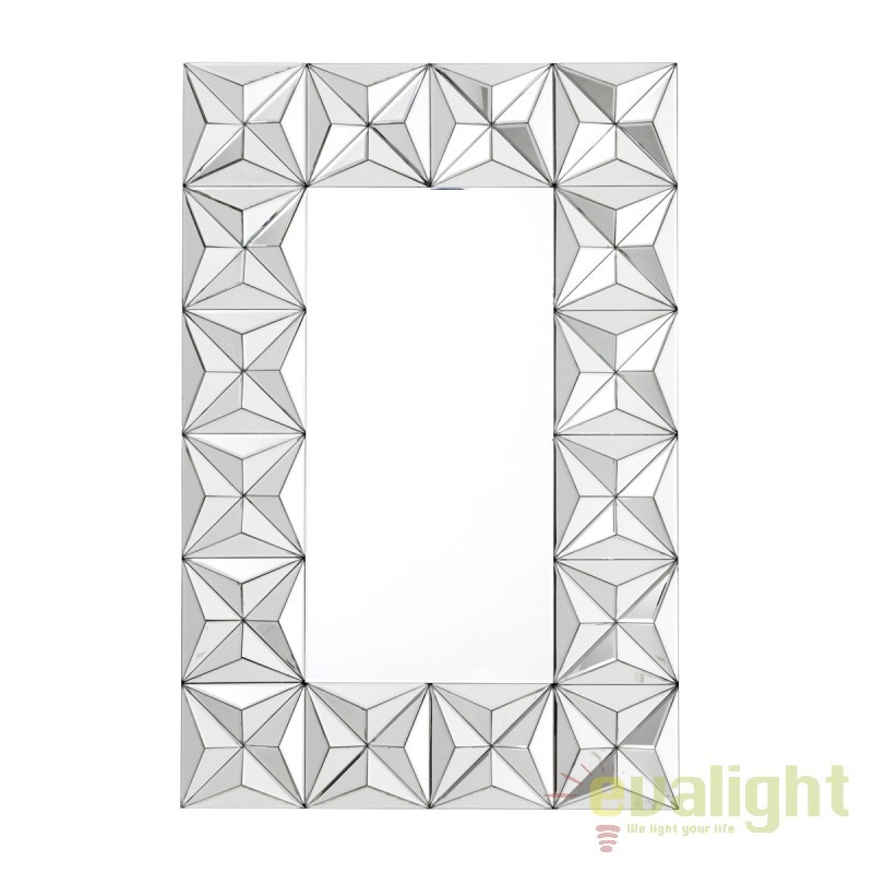 Oglinda decorativa moderna, 80x120cm Converse 109970 HZ, Oglinzi decorative,  a