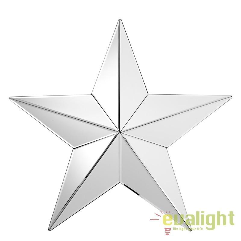 Oglinda decorativa Eliot 109977 HZ, PROMOTII, Corpuri de iluminat, lustre, aplice, veioze, lampadare, plafoniere. Mobilier si decoratiuni, oglinzi, scaune, fotolii. Oferte speciale iluminat interior si exterior. Livram in toata tara.  a