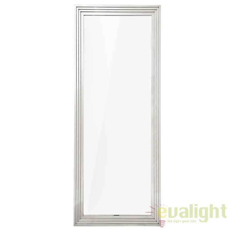Oglinda decorativa cu rama din otel inoxidabil Levine 108974 HZ, Oglinzi decorative,  a
